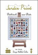 Patchwork aux Chats - Cross Stitch Pattern