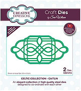 Celtic Collection Caitlin - Craft Die