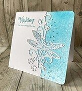 Creative Expressions Craft Die - Dragonfly Edger