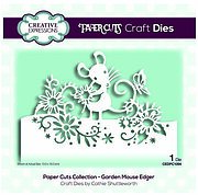 Garden Mouse Edger - Creative Expressions Craft Die