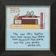 Your Story - Beaded Cross Stitch Kit