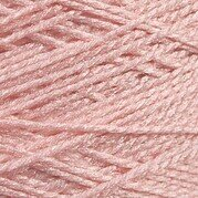 Needloft Craft Yarn 20 Yard Card - Pink