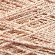Needloft Craft Yarn 20 Yard Card - Fleshtone