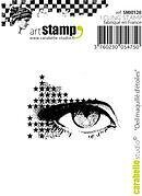 Make Up Eye Of Stars Cling Stamp