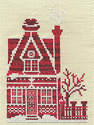 Honey Cottage - Cross Stitch Kit