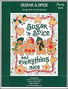 Sugar & Spice - Cross Stitch Pattern
