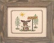 What Bear? - Cross Stitch Pattern