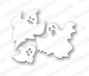 Ghosts Halloween - Impression Obsession Craft Die
