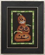 Triple Jack - Beaded Cross Stitch Kit