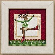 Rupert - Beaded Cross Stitch Kit