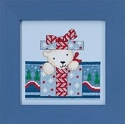 Polar Surprise - Beaded Cross Stitch Kit