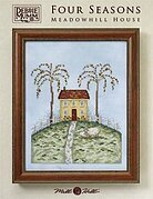 Meadowhill House (Debbie Mumm) - Cross Stitch Pattern