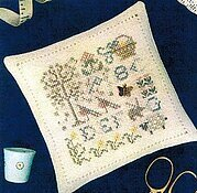 Spot of Spring - Cross Stitch Pattern