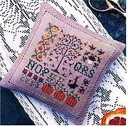 Spot of Autumn Cross Stitch Pattern