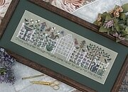 Garden Gate, The - Cross Stitch Pattern