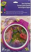 LoRan Sure Grip Embroidery Hoop - 4""