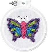 Butterfly - Punchneedle Kit