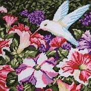 Hummingbird - Needlepoint Kit