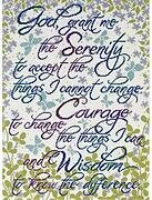 Serenity Prayer - Cross Stitch Kit