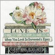 Love Is - Cross Stitch Kit