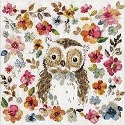 Owl - Cross Stitch Kit