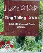 Embellishment Pack for Tiny Tidings XVIII