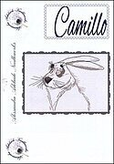 Camillo - Cross Stitch Pattern