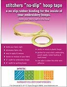 Stitchers No-Slip Hoop Tape 1/4""