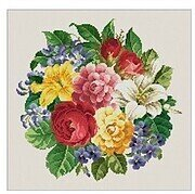 Summer Beauties - Cross Stitch Pattern