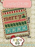 Jingles - Merry - Cross Stitch Pattern
