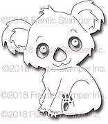 Kiki the Koala - Frantic Stamper Craft Dies