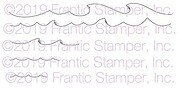Making Waves - Frantic Stamper Craft Die