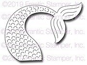 Mermaid Tail - Frantic Stamper Craft Die
