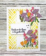 Spring Flowers - Craft Die