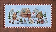 Gingerbread Grove - Cross Stitch Pattern