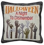 Night to Dismember, A - Cross Stitch Pattern