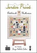Patchwork Halloween - Cross Stitch Pattern