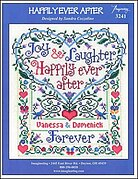 Happily Ever After (3241) - Cross Stitch Pattern