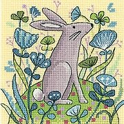 Hare - Cross Stitch Pattern