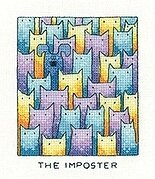 Imposter, The - Cross Stitch Pattern