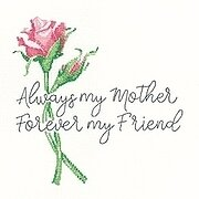 Always My Mother - Cross Stitch Pattern