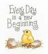 A New Beginning - Cross Stitch Pattern