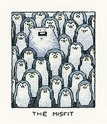 Misfit, The - Cross Stitch Pattern