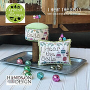 I Hear the Bells - Cross Stitch Pattern