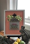 More Chocolate Bunnies - Cross Stitch Pattern