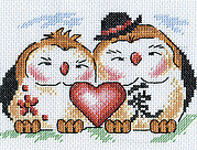 Love in the Home - Cross Stitch Kit