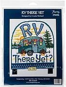 RV There Yet? - Cross Stitch Kit