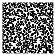 Boxwood - Cling Rubber Stamp