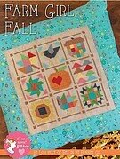 Farm Girl Fall - Cross Stitch Pattern