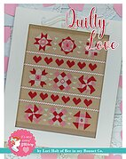 Quilty Love - Cross Stitch Pattern